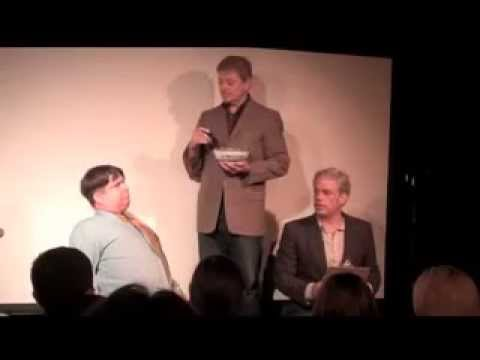 Dave Foley, John Ennis and Matt Kaye as Lloyd Crimsby (Live Performance)